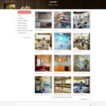Сайт для мебельного производства